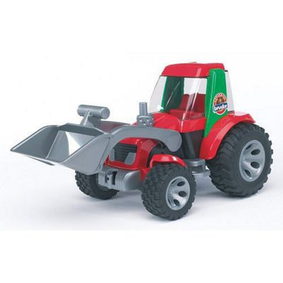 Roadmax Tractor With Loader