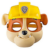 Paw Patrol Pup Mask - Rubble