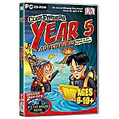 Cluefinders Year 5 Adventures - Secret of the Living Volcano (Ages 9-10) - PC