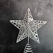 Iridescent Star Tree Topper
