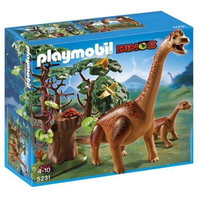 Playmobil 5231 Dinos Brachiosaurus with Baby