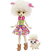 Enchantimals Lorna Lamb Doll