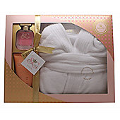Style & Grace Utopia Extravagant Robe Set 50ml EDP + 150ml Body Lotion + Bath Robe (One Size) For Women