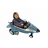 Ride On Plane 6v Twin Motors Blue