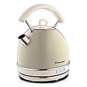 Ariete 2877B Vintage Style Kettle with 1.7L Capacity and 2000W in Beige