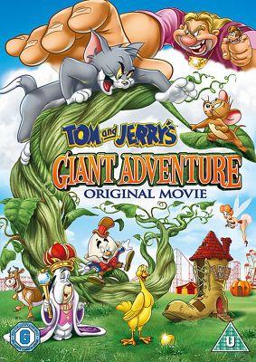 Tom & Jerry: Jack & The Beanstalk (Giant Adventure)