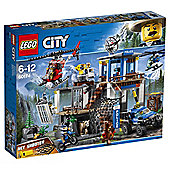 LEGO City Mountain Police Headquarters 60174 Best Price, Cheapest Prices
