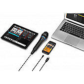 IK Multimedia iRig Mic HD Mobile phone/smartphone microphone Wired Black