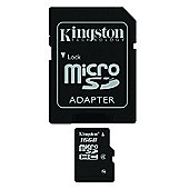 16Gb Kingston SD Card Class 4 MicroSDHC SD Camera Secure Digital Memory Card