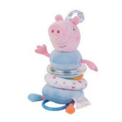 George Pig Jiggle Toy