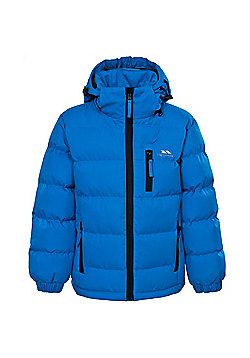 Trespass Boys Tuff Insulated Jacket - Blue