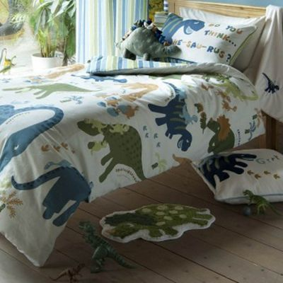 Catherine Lansfield Kids Dino Duvet Cover set - Single