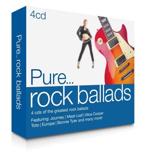 Pure Rock Ballads (4CD)