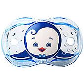 Raz-baby Keep It Kleen Pacifier Dummy Penguin Design