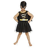DC Comics Batgirl Dress-Up Costume - Black