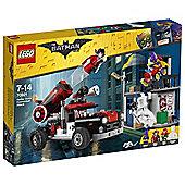 LEGO Batman Harley Quinn Cannonball Attack 70921