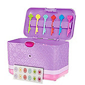 Mattel Password Journal Keepsake Box - Games/Puzzles
