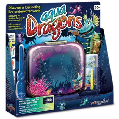 TOBAR Aqua Dragons Underwater World in tray