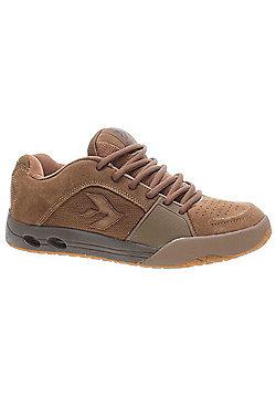 Savier Cornell Brown Shoe - Brown