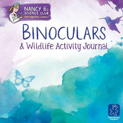 Nancy B's Science Club - Binoculars with Compass