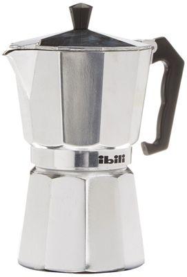 Ibili Bahia Espresso Coffee Maker Cafetiere 600ml