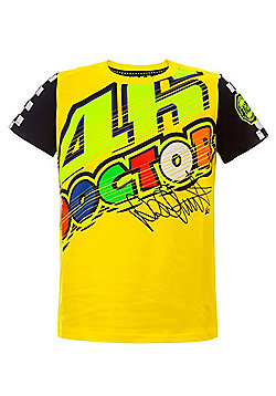 MotoGP | Valentino Rossi The Doctor Yellow T-Shirt - Yellow