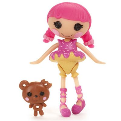 Mini Lalaloopsy Doll - Cake Dunk 'N' Crumble