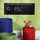 ABC Children's Chalkboard Wall Sticker