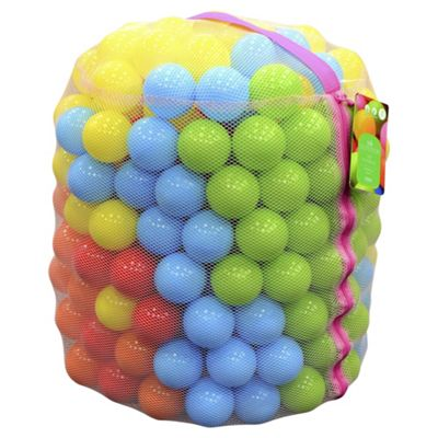 Tesco 300 Play balls Multi