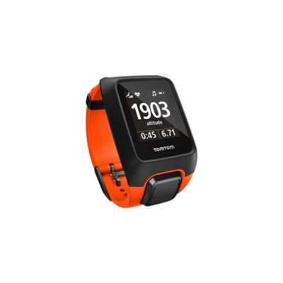 TomTom Adventurer GPS Watch - Orange