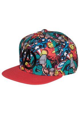 Marvel Avengers Snapback Cap Multi 11-13 years