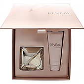 Calvin Klein Reveal Gift Set 50ml EDP + 100ml Body Lotion For Women