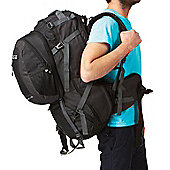 Trail 60L + 15L Rucksack - 65 x 30 x 21cm - Yellowstone