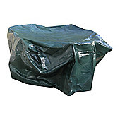 Charles Bentley Large Oval Tarpaulin Furniture Patio Set Cover
