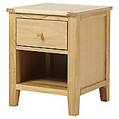 Ruskin 1 Drawer Bedside