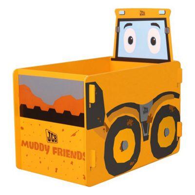 Kidsaw JCB Muddy Friends Toy box