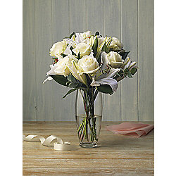 Finest Rose & Lily Bouquet