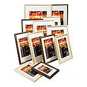 """Kenro Frisco 7x5"""" Dark Oak Photo Frame (Wood) (FR1318O)"""