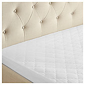 Fox & Ivy Cotton Covered Mattress Protector Single