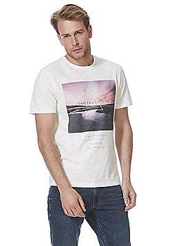 F&F San Francisco T-Shirt - Ecru