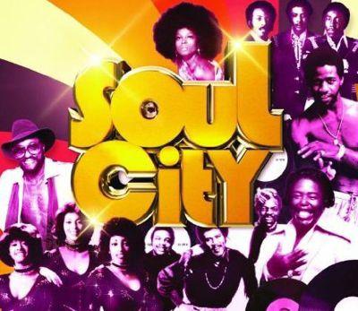 Soul City (3cd)