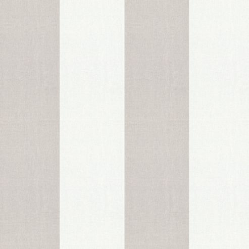 Superfresco Easy Paste The Wall Stripe White/Grey Wallpaper