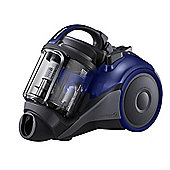 Samsung VC07H40FOVB 700w 1.5L Cylinder Vacuum Cleaner in Blue
