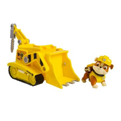 Paw Patrol Nickelodeon Rubble's Diggin' Bulldozer