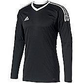 Adidas Revigo 17 Goalkeeper Jersey Junior - Black