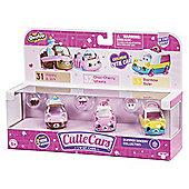 Shopkins Cutie Cars 3 Pack - Bumper Bakery