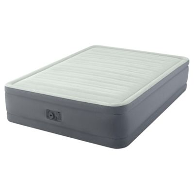 Intex Queen Premaire I Elevated Airbed with Fiber-Tech BIP