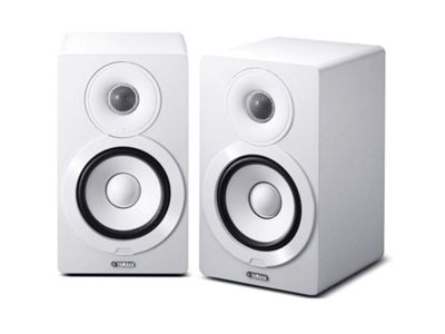 Yamaha NX-N500 Bluetooth Speakers White