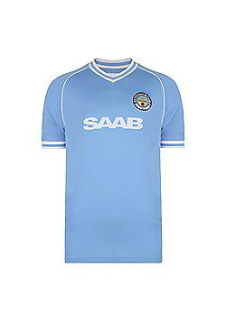 Manchester City 1982 Home Shirt - Sky blue