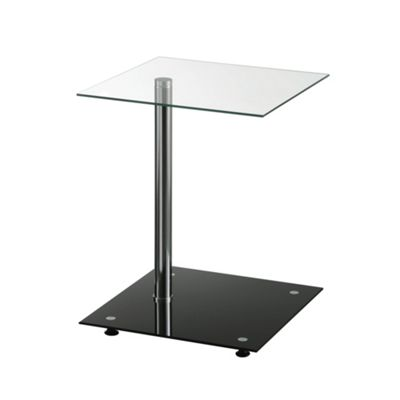Premier Housewares Rialto Square End Table
